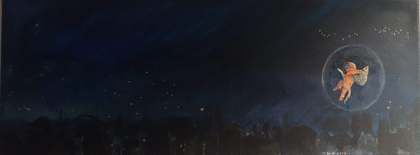 Nat over byen, Tine Rinds