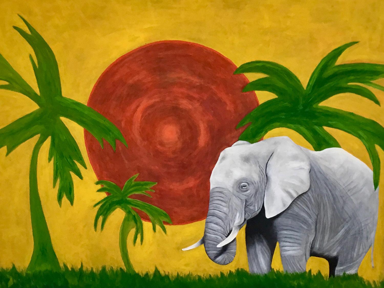"""""""Welcome to the Jungle""""  af Troels Lindberg"""