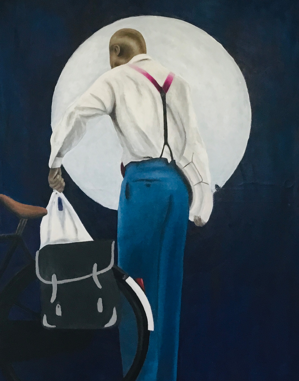Moonlight af Troels Lindberg