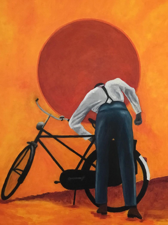 Sunrise af Troels Lindberg