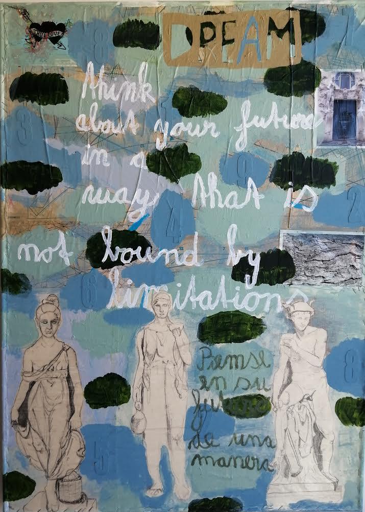 """DREAM"" af Mette Sophie Kuzmirska"