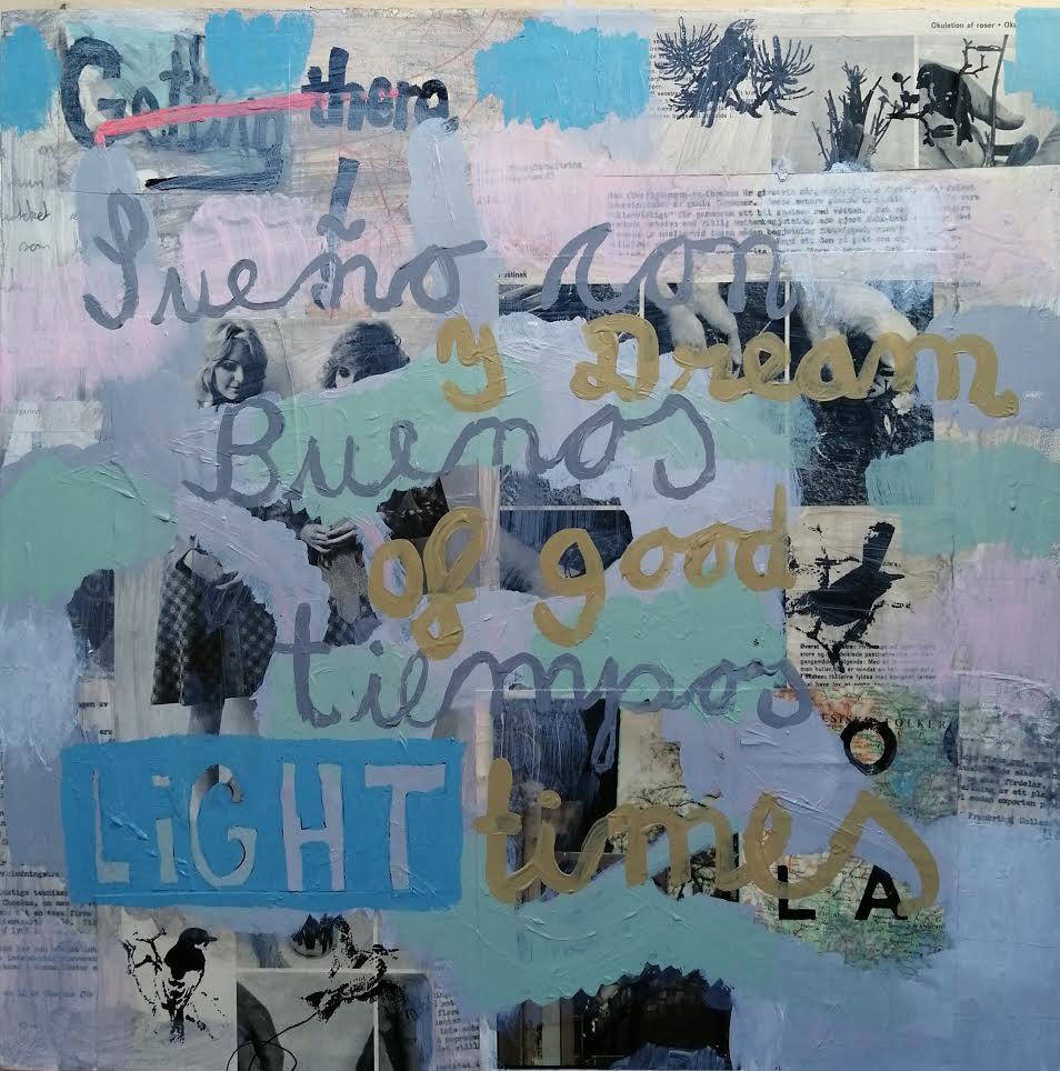 """""""I Dream Of Good Times"""" af Mette Sophie Kuzmirska"""