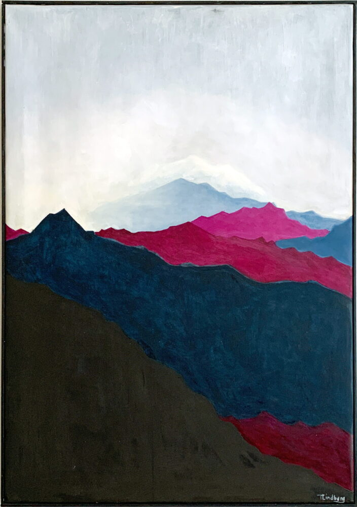 Troels Lindberg – Blue Mountains